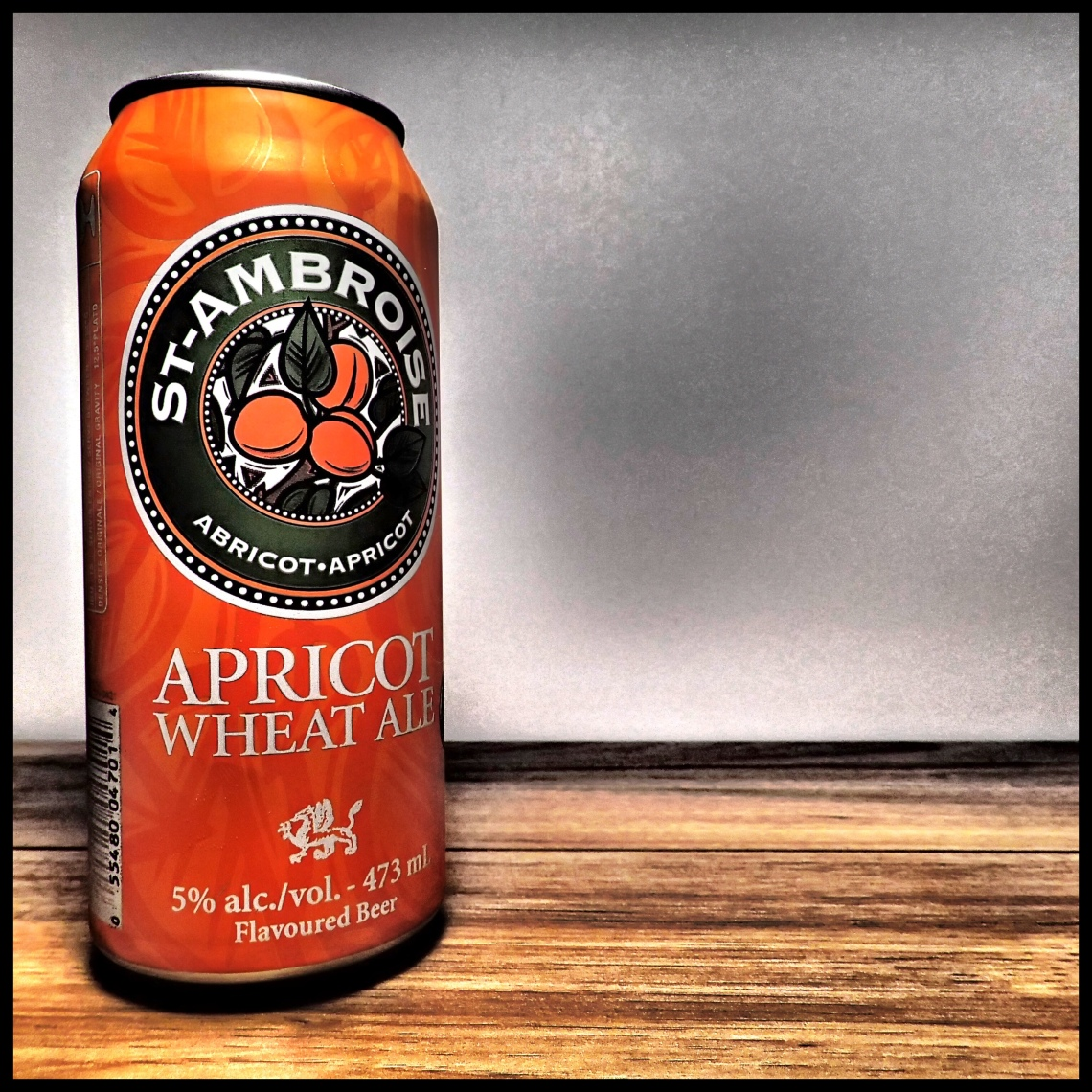 St-Ambroise Apricot Wheat Main